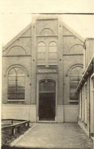 A kerk 1920